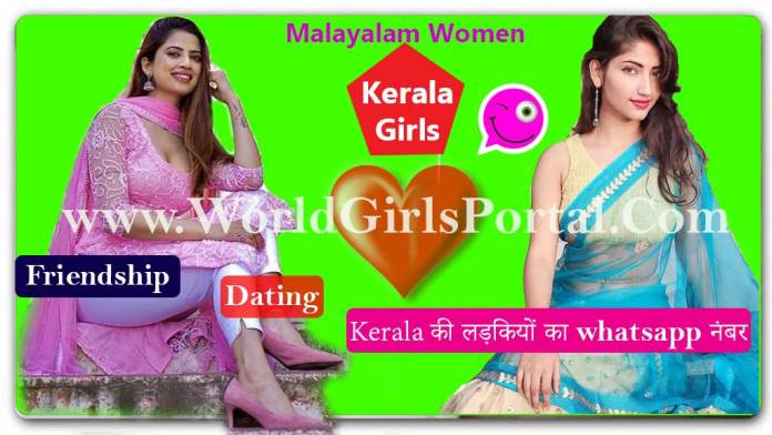 Kerala Girls Whatsapp Number List for Dating & Chat Kochi