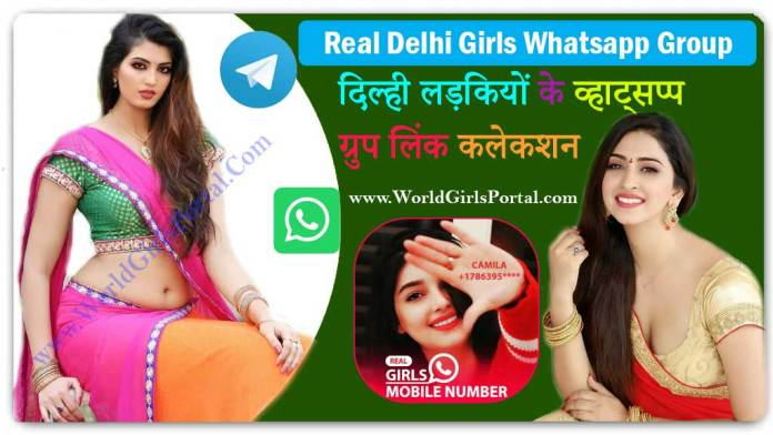 Delhi Girls WhatsApp Group Link for Chatting 👩🏻‍💻Join Top 50 Indian Telegram Group💃🏻
