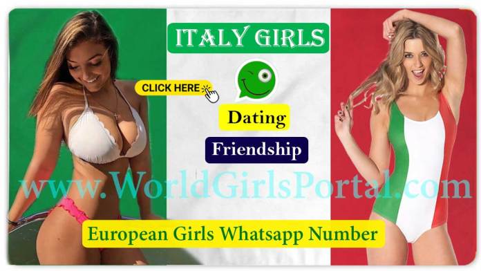 Best Sanremo Dating Places for Meet Girls