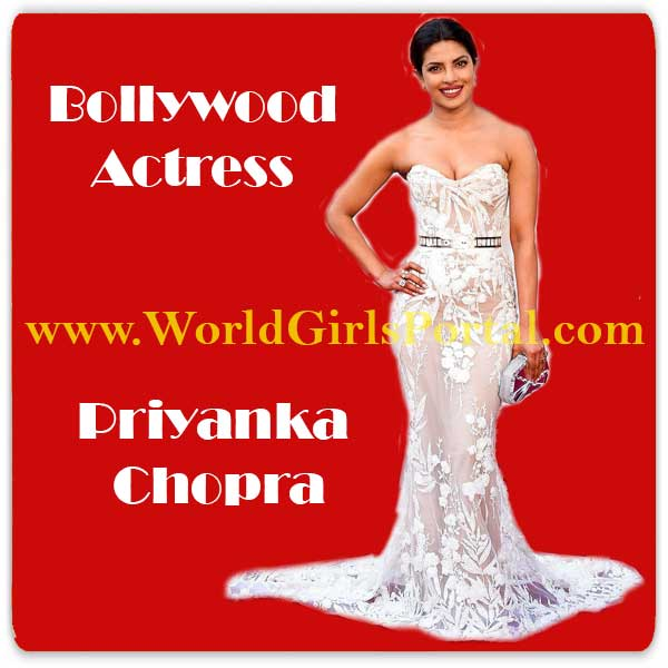Priyanka Chopra Bollywood Most Beautiful Actress HD Picture
