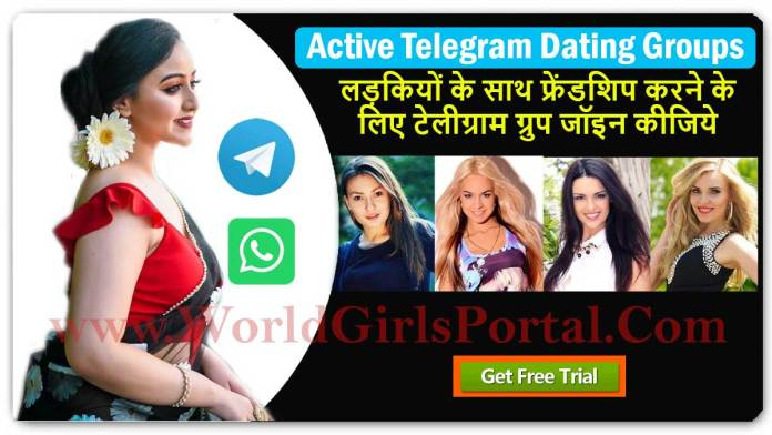 Telegram Dating Groups 2020: Real 10 Telegram Dating Channels Links