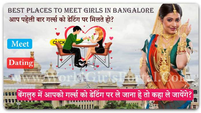 Best Places To Meet Girls In Bangalore - Karnataka Night Life and Club Bar