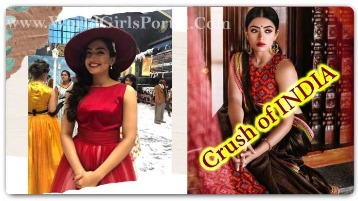 Indian Crush Girl Rashmika Mandanna: A look at the story of Rashmika becoming India's crush! - World Girls Portal
