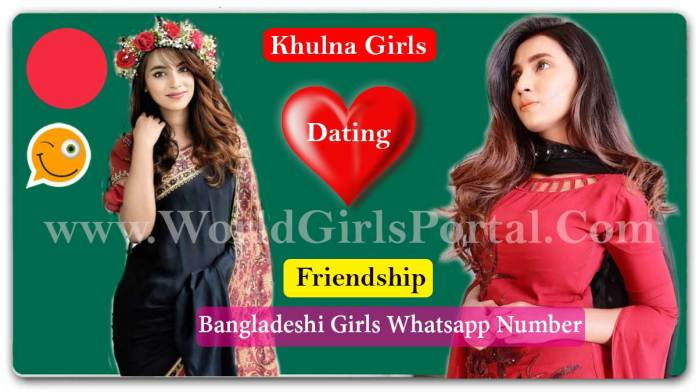 Khulna Girls WhatsApp Number for Friendship, Bangladeshi Girls Group for Dating, Chat