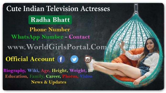 Radha Bhatt Contact Number, Office & House Address, Bio-Data, Email Id, Social Media - World Girls Portal