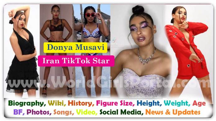 Donya Musavi Biography Contact Details for Paid Promotion Turkey Make-Up Artist Fashion Blogger Model - World Turkey Girls Portal