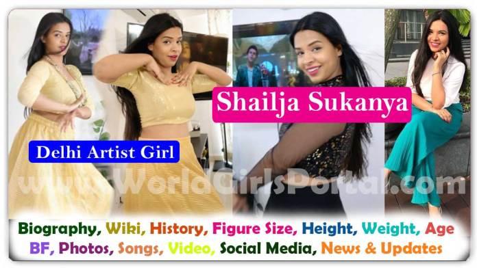 Shailja Sukanya Biography Wiki Contact Details Photos Video BF Career New Delhi Model for Paid Promotion - World Artist Girls Portal