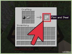 Cómo hacer herramientas en Minecraft 9