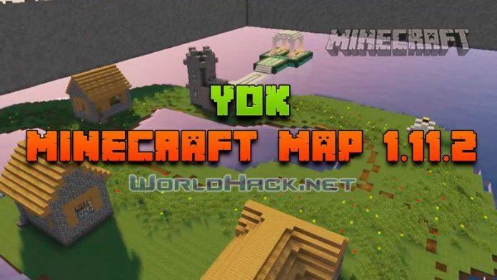 Mapa-Yok-para-minecraft