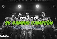 SK Gaming Campeon