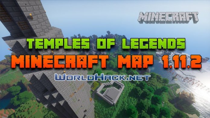 Mapa-Temples-of-Legends-para-Minecraft