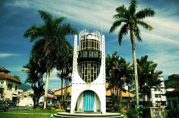New Clock Tower Taiping Image