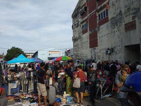 Pasar Karat Batu Pahat