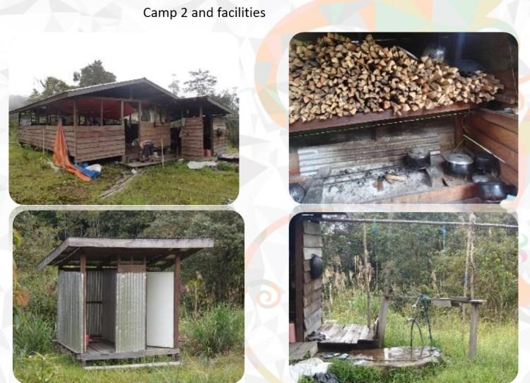 Day 2 Paya Maga campsite2