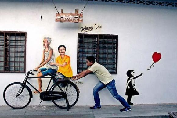 Semeling Street Art - Image