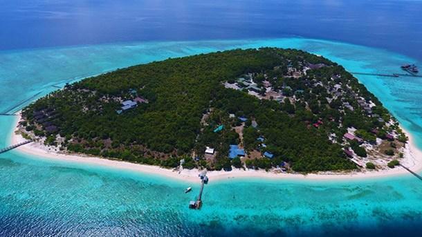 Pulau Pom Pom Island Sabah