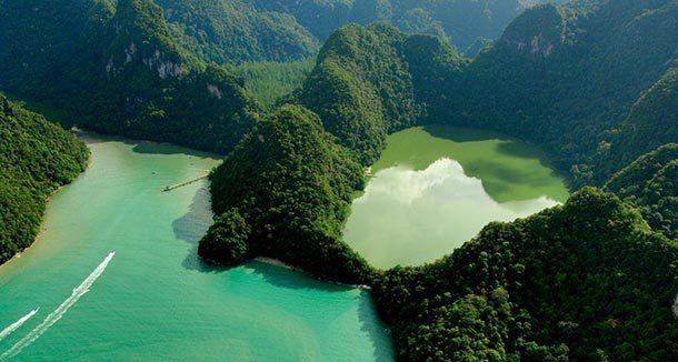 Pulau Dayang Bunting Langkawi Image