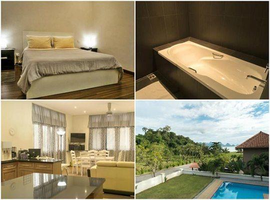 Villa Impiana Langkawi Homestay - Room Image