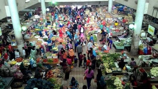 Pasar Tanjung Tawau