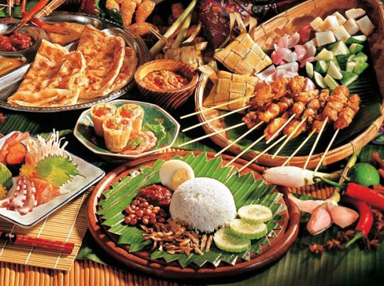 Image: Be sure to feast on the banquet served at MIGF