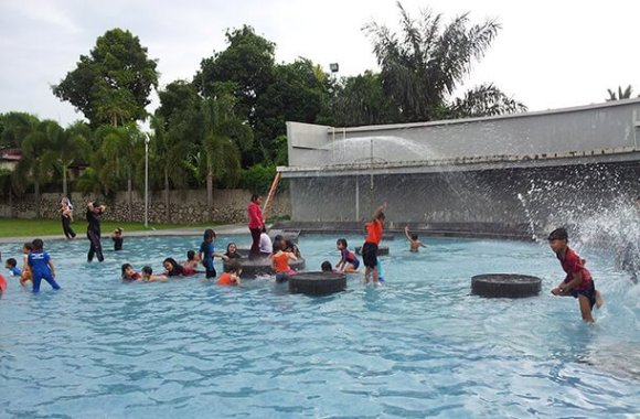 Kolam Air Panas Jasin