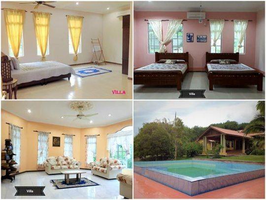 Kapal Terbang Guest House Langkawi - Room Image