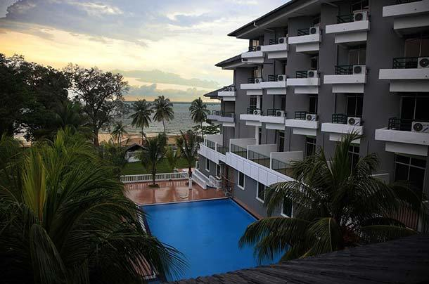 Akar Beach Resort - Main Image