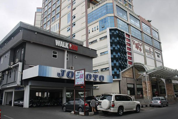 Walk Inn Hotel Miri - Main Image