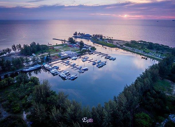 Marina Bay Miri Image
