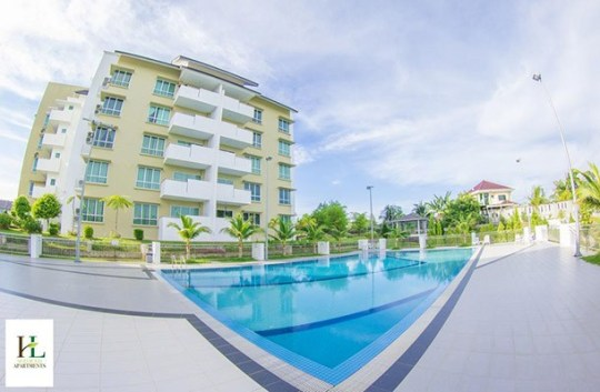 Eco Park Serviced Apartment Miri - Main Image