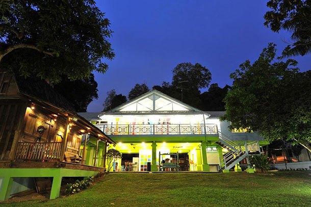 Kapitan Lodge - Main Image