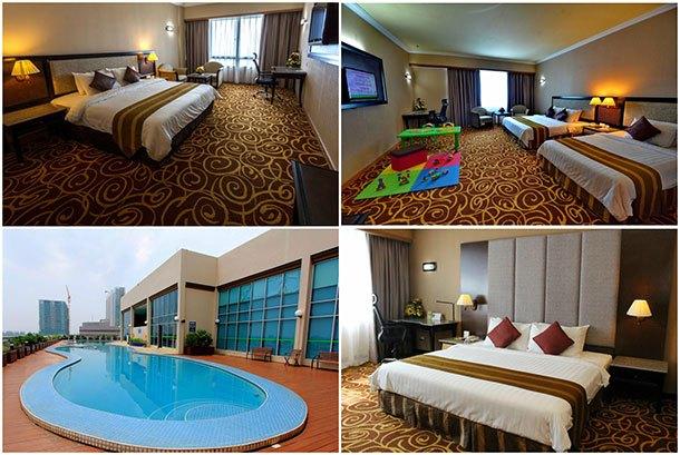 Mega Hotel Miri - Room Image
