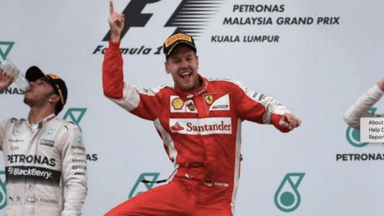 2015 Malaysia GP winner Sebastian Vettel — www.formula1.com