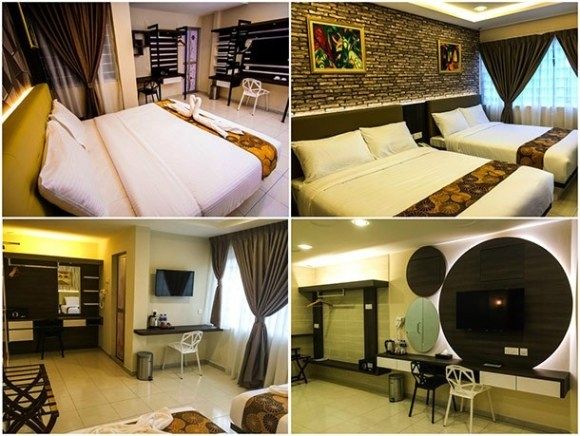 Louis Hotel Taiping - Room Image