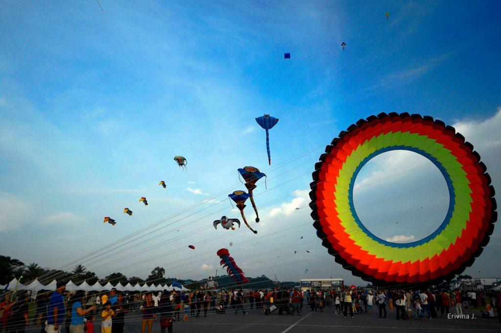 Sarawak Borneo Bintulu International Kites Festival