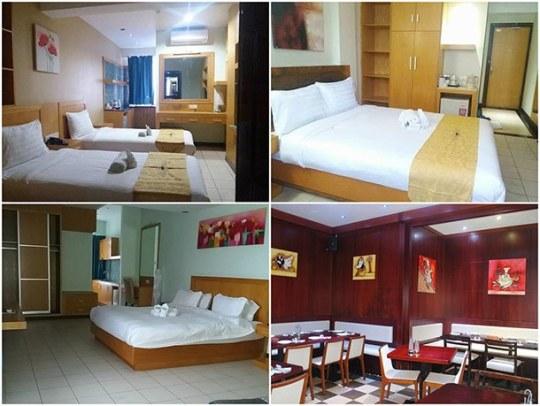 Fratini's Inn Labuan - Room Image