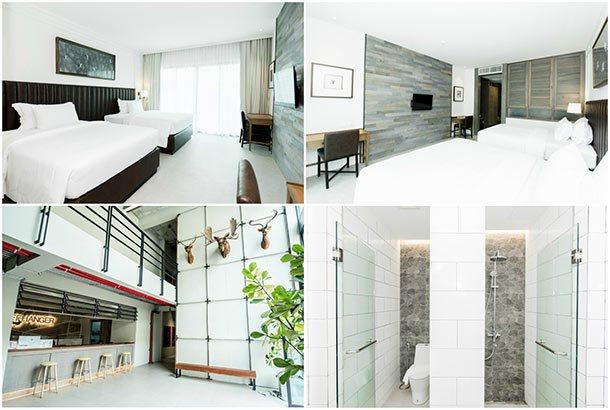 Sugar Marina Resort CLIFFHANGER Aonang - Room Image