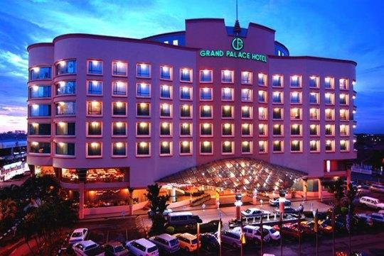Grand Palace Hotel Miri - Main Image