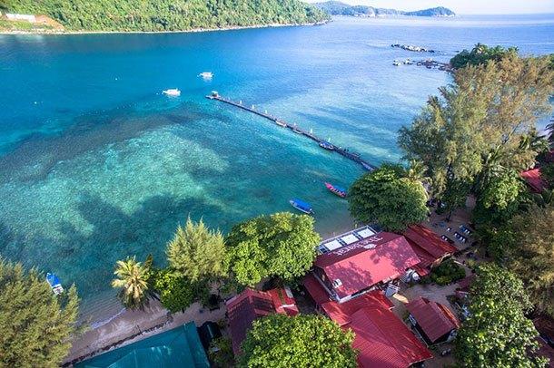 The Bharat Beach Resort Pulau Perhentian