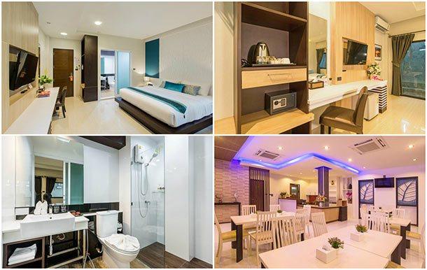 The Nice Krabi Hotel - Room Image
