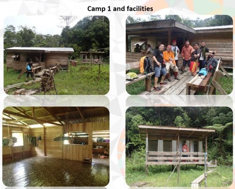 Day 2 Paya Maga campsite1