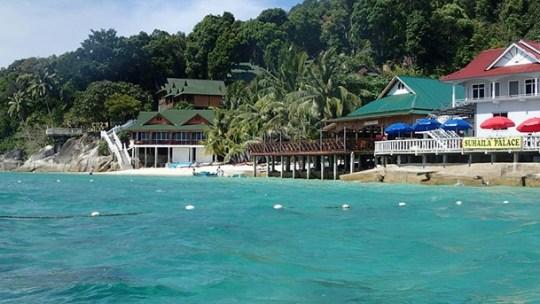Suhaila Palace Chalet Pulau Perhentian Main Image