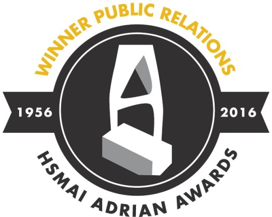 Adrian Award Logo Winner 2016