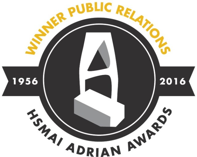 Adrian Award Logo Winner 2016