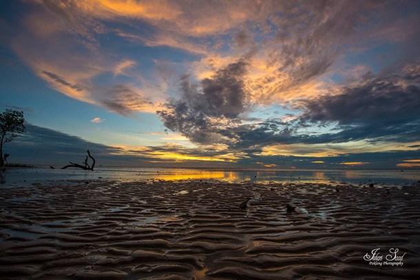 Pantai Kelanang Banting Image