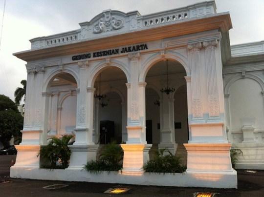 Gedung Kesenian Jakarta