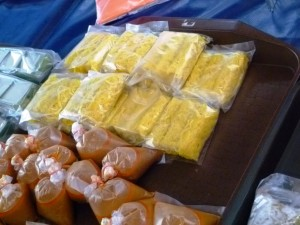 Roti Jala Can Be Found during Malaysia Night Market