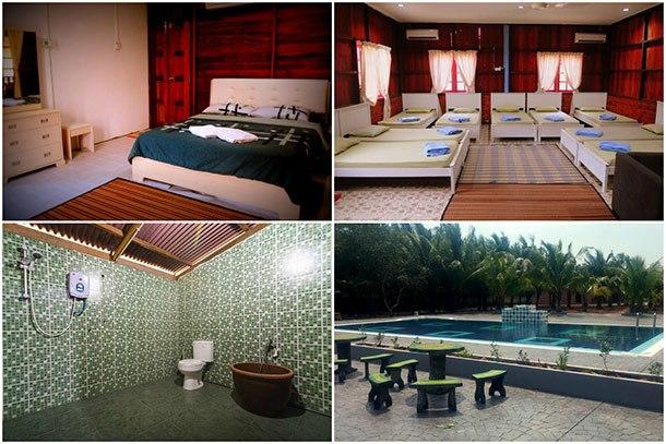 Homestay Kampung Pak Ali - Room Image