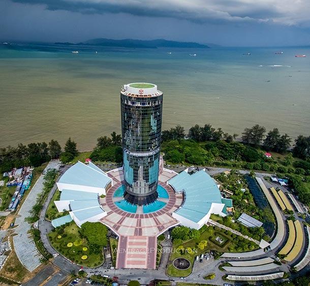 Menara Tun Mustapa Kota Kinabalu Image