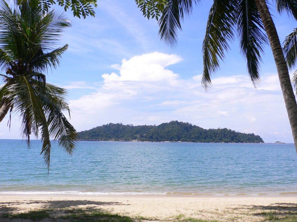 By Aura Farrando Image: Pulau Pangkor and its many islands